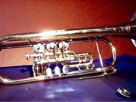 Piston trompette remonte mal